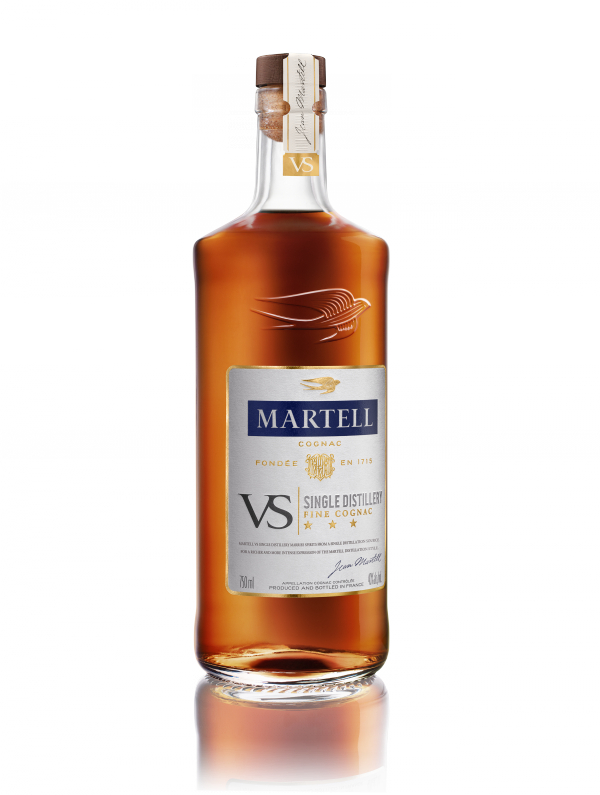 The House of Martell Launches Martell Cognac VS Single Distillery In South Africa photo