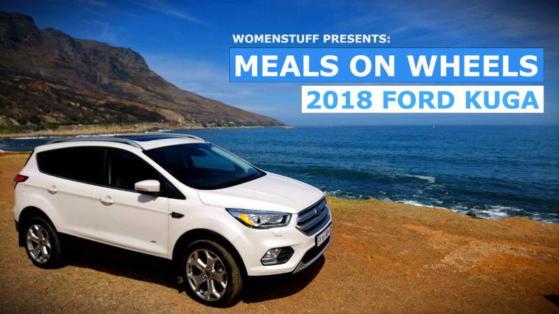 Meals On Wheels: A Trip To Burger Fair Roadhouse In The New Ford Kuga [watch] photo