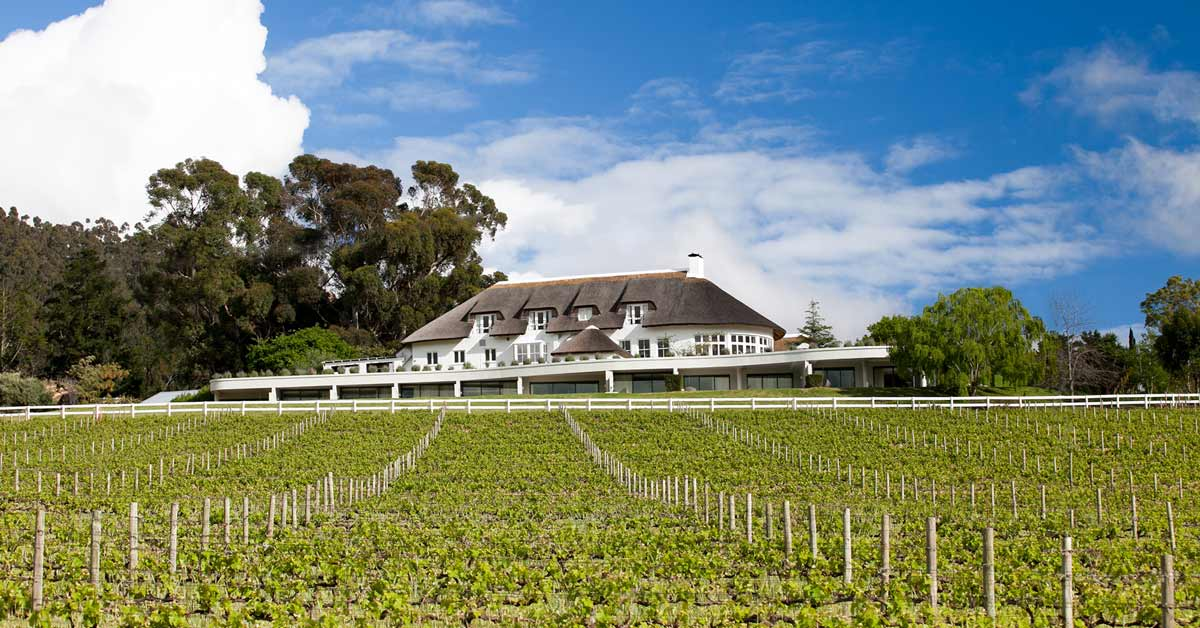 Book Your Winter Staycation At Mont Rochelle, Franschhoek photo
