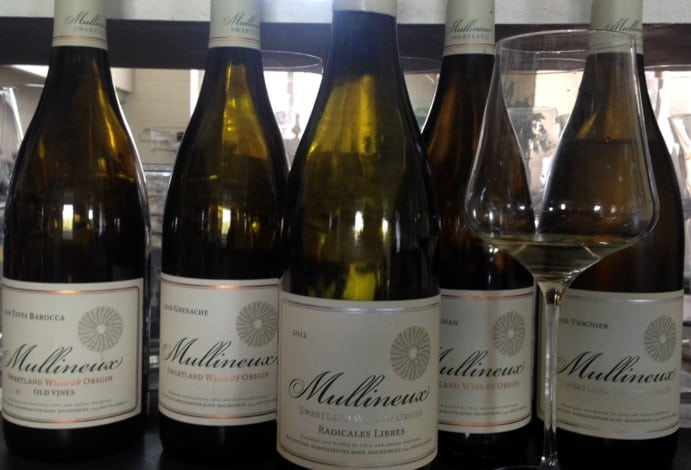 Tim James: Some Of The Other Wines Available From Mullineux photo