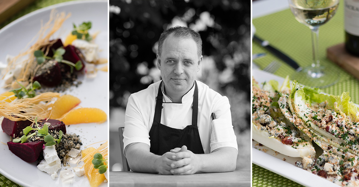 Neethlingshof Estate Appoints New Chef photo
