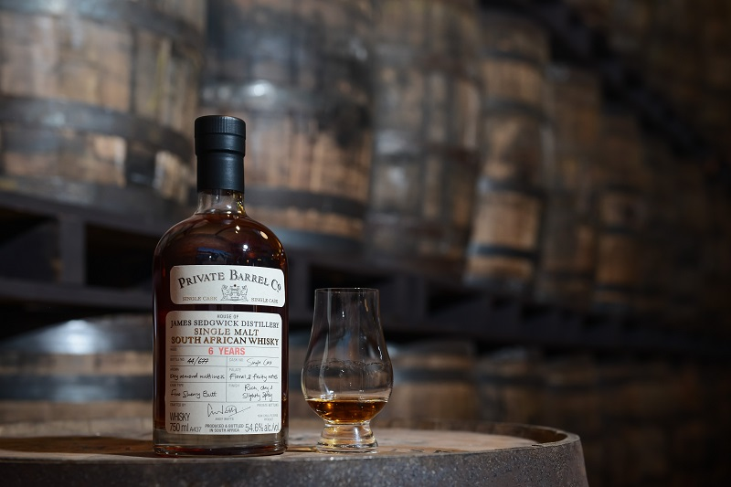 First South African Whisky Added To Private Barrel Co. photo