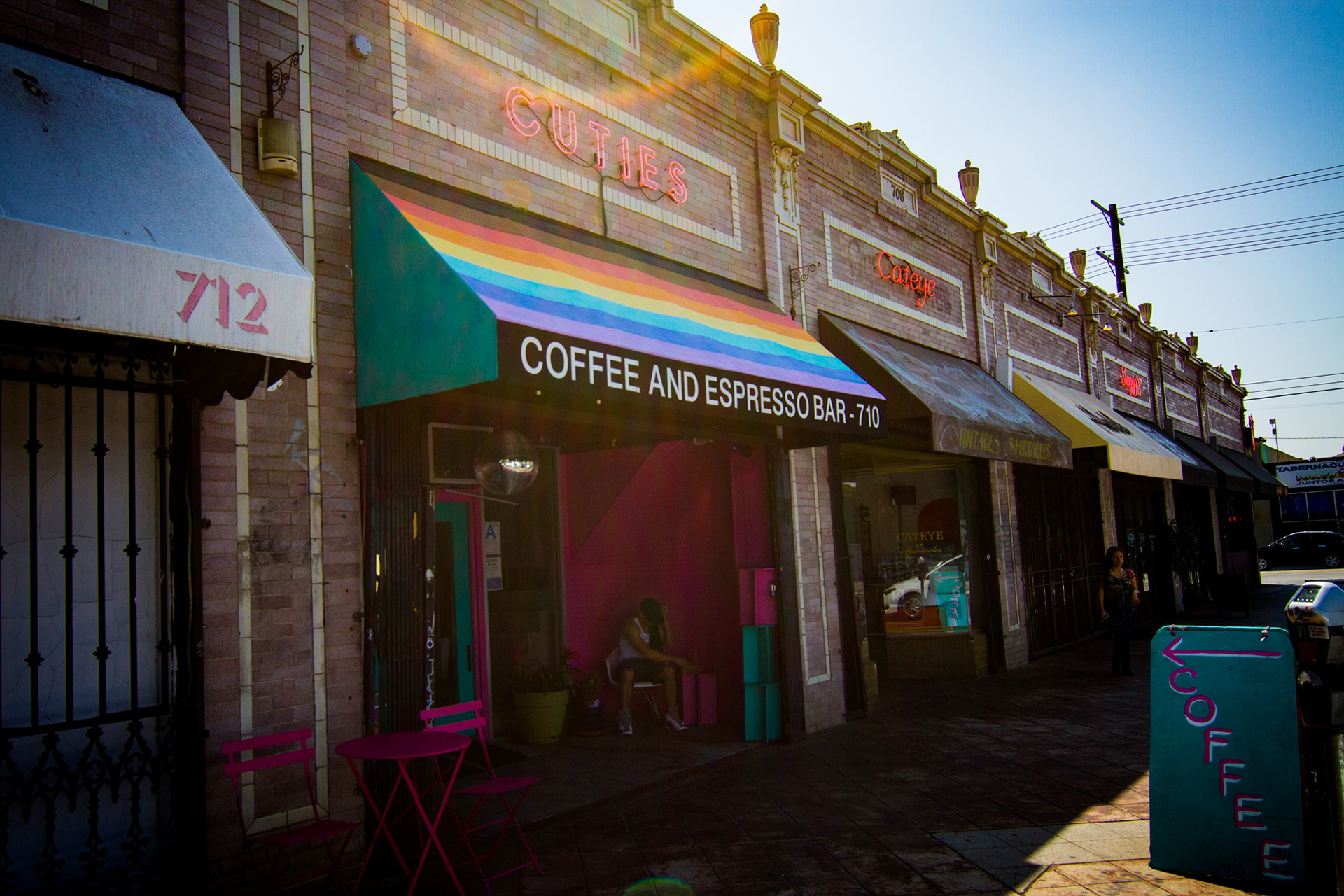 Coffee As A Queer Space, Past And Present photo