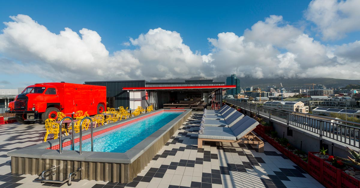 Laid Back And Cool At The Radisson Red Cape Town photo