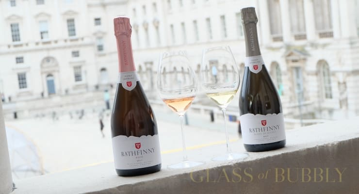 English Sparkling Wine Rathfinny Launch At Somerset House photo