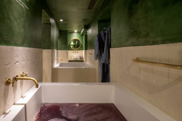 You Can Now Bathe In Sangiovese In Fulham photo
