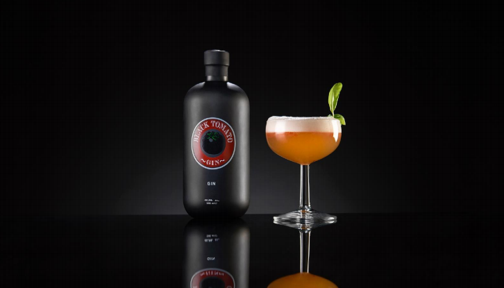 Meet The World`s First Gin Made From Tomatoes photo
