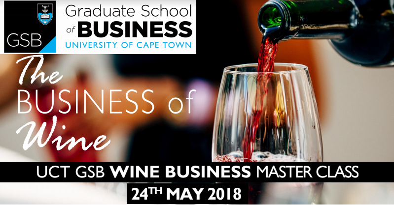 Register for the 4th Annual Open Masterclass of The Business of Wine Course photo
