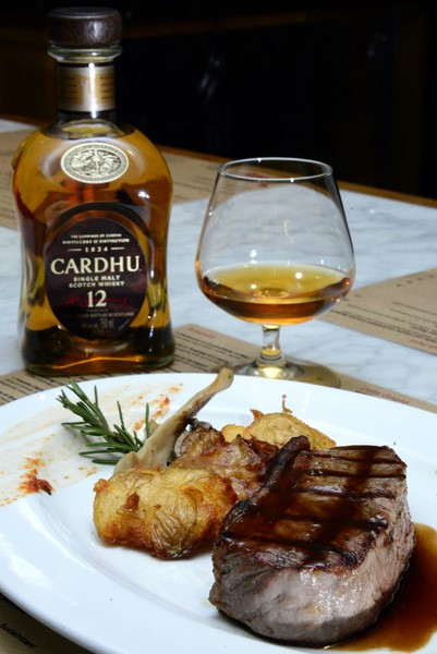 Four Course Cardhu Whisky Experience At Carne photo