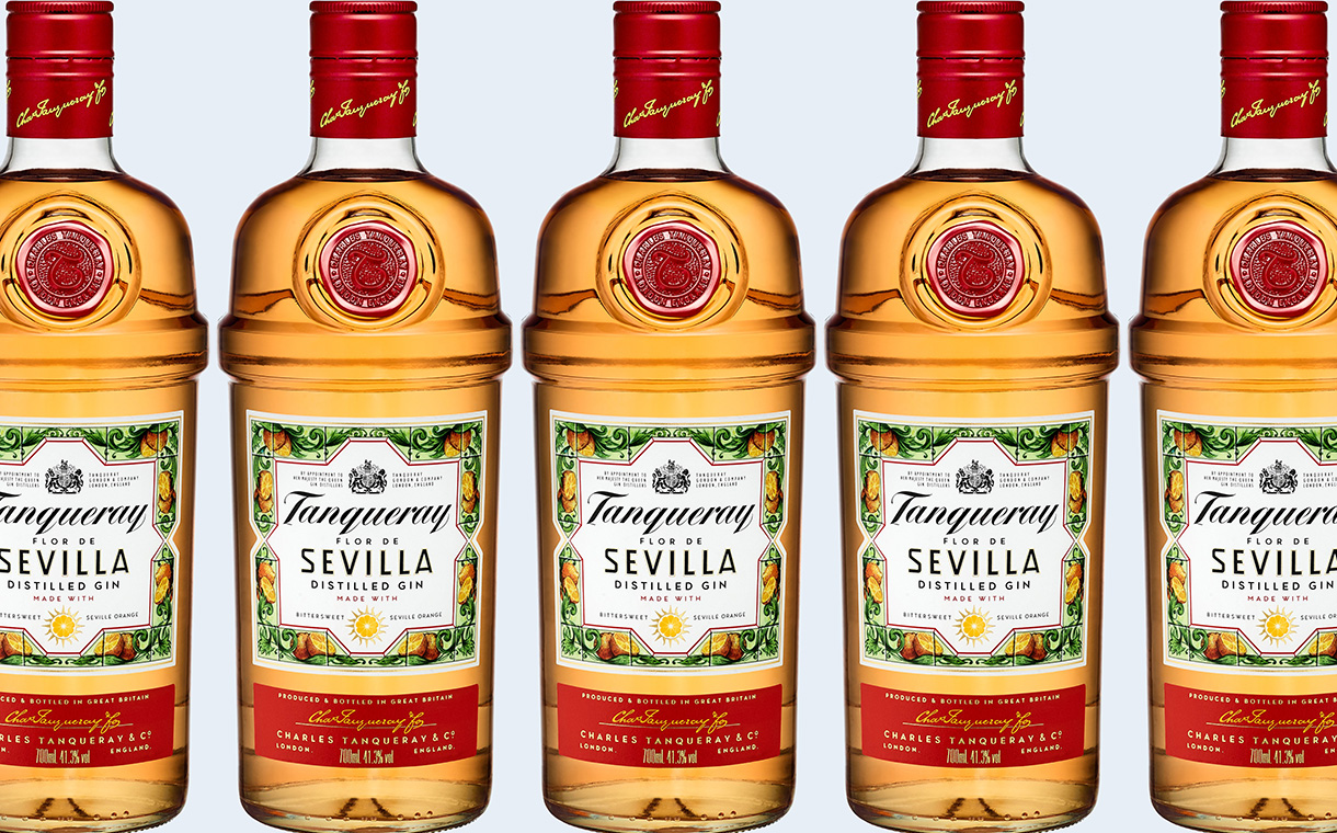 Diageo Unveils New Tanqueray Gin Made From Seville Oranges photo