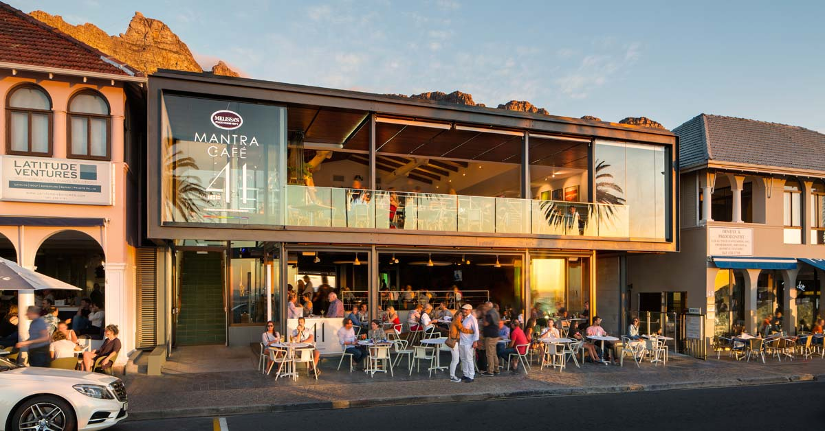 Dining At The 41, Camps Bay photo