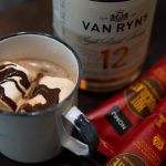 Own winter with Van Ryn's brandy and NOMU hot chocolate photo