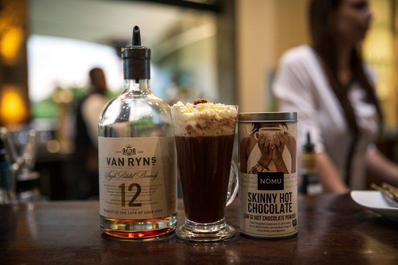 Van Ryns Pumpkin Pie e1524474035578 Own winter with Van Ryn's brandy and NOMU hot chocolate