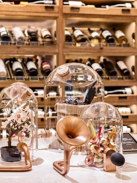 Harrods Sets New Benchmark For Drinks Retailing photo