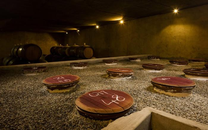 Avondale Estate Experimenting With Qvevri Clay Winemaking Pots photo