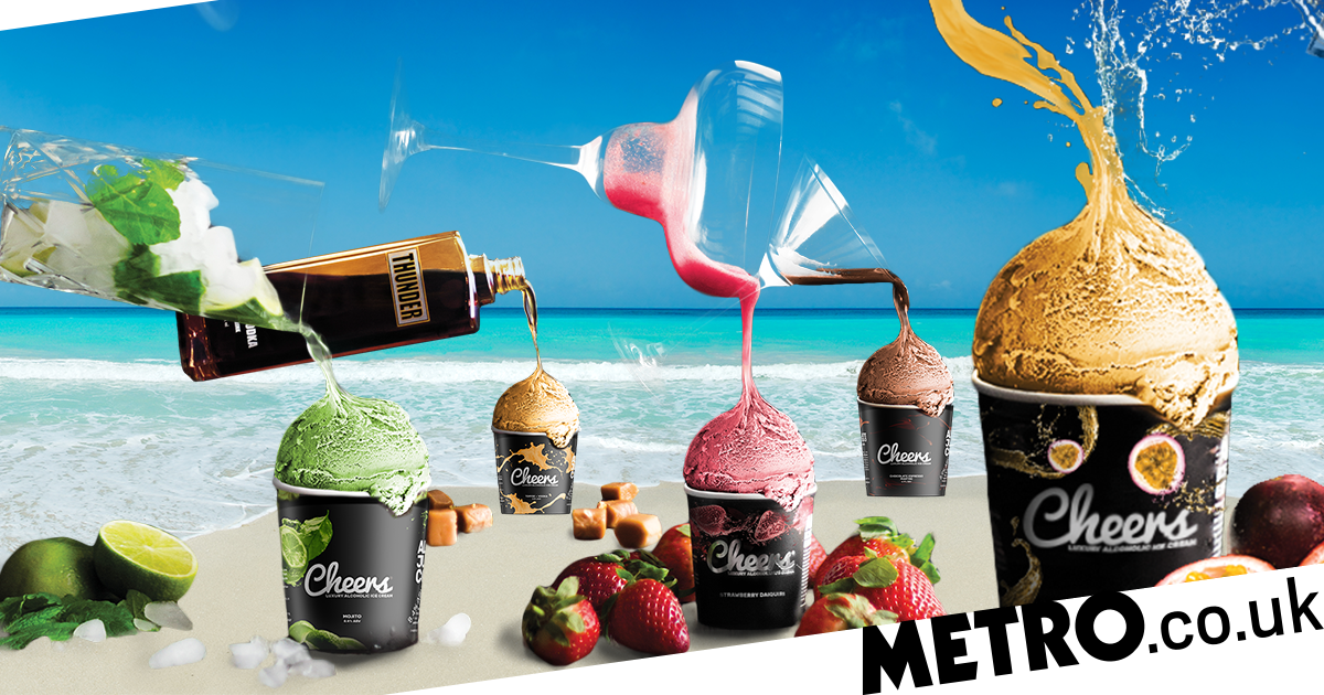 You Can Now Buy Pornstar Martini Ice Cream Filled With Actual Booze photo