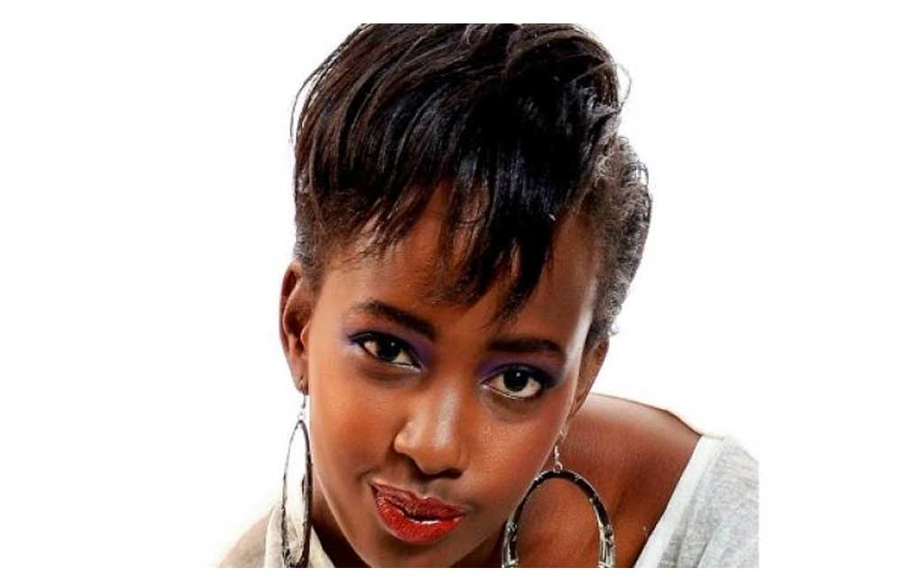 This Is Why Bikinis Give Me Anxiety- Rapper Wangechi On Scars She Got From Accident photo