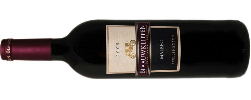 blaauwklippen malbec e1523882537842 Celebrate World Malbec Day With These 22 Top South African Wines