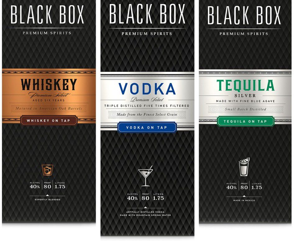 Boxed Liquor Is Here Because You Deserve to Get Whiskey Drunk in Your Backyard photo