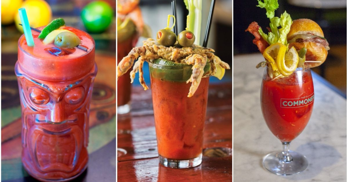 Brunch Better In Pittsburgh With These 8 Bloody Marys photo