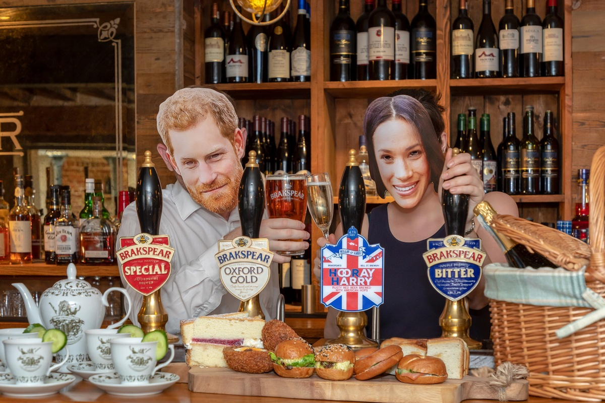 Royal Wedding Offers In Brakspear Pubs ? Beer Today photo