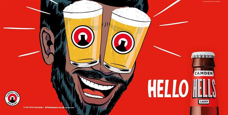 Hello Hells! Camden Town's New Campaign ? Beer Today photo