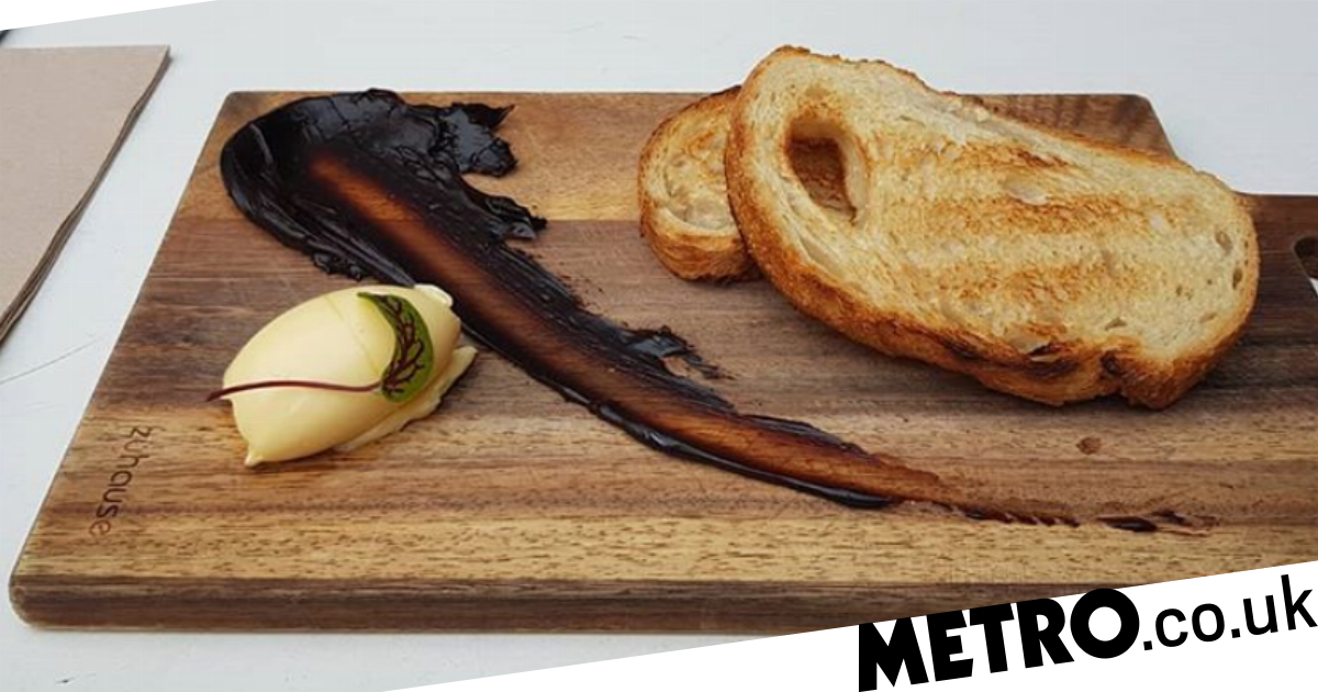 Would You Pay £3.80 To Eat 'deconstructed' Vegemite On Toast? photo