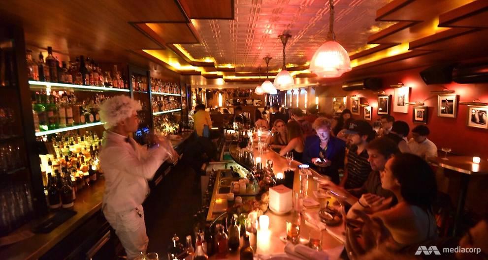 Cna Lifestyle Experiences: The 'wonderland Extraordinaire' Pop-up Party photo