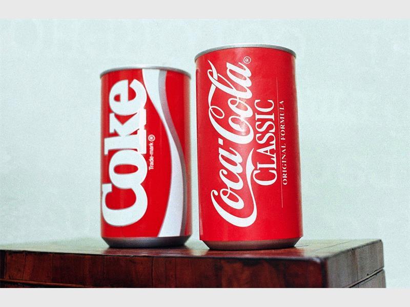 Today In History: The Coca-cola Company Announces The Release Of Future Failure 'new Coke' photo