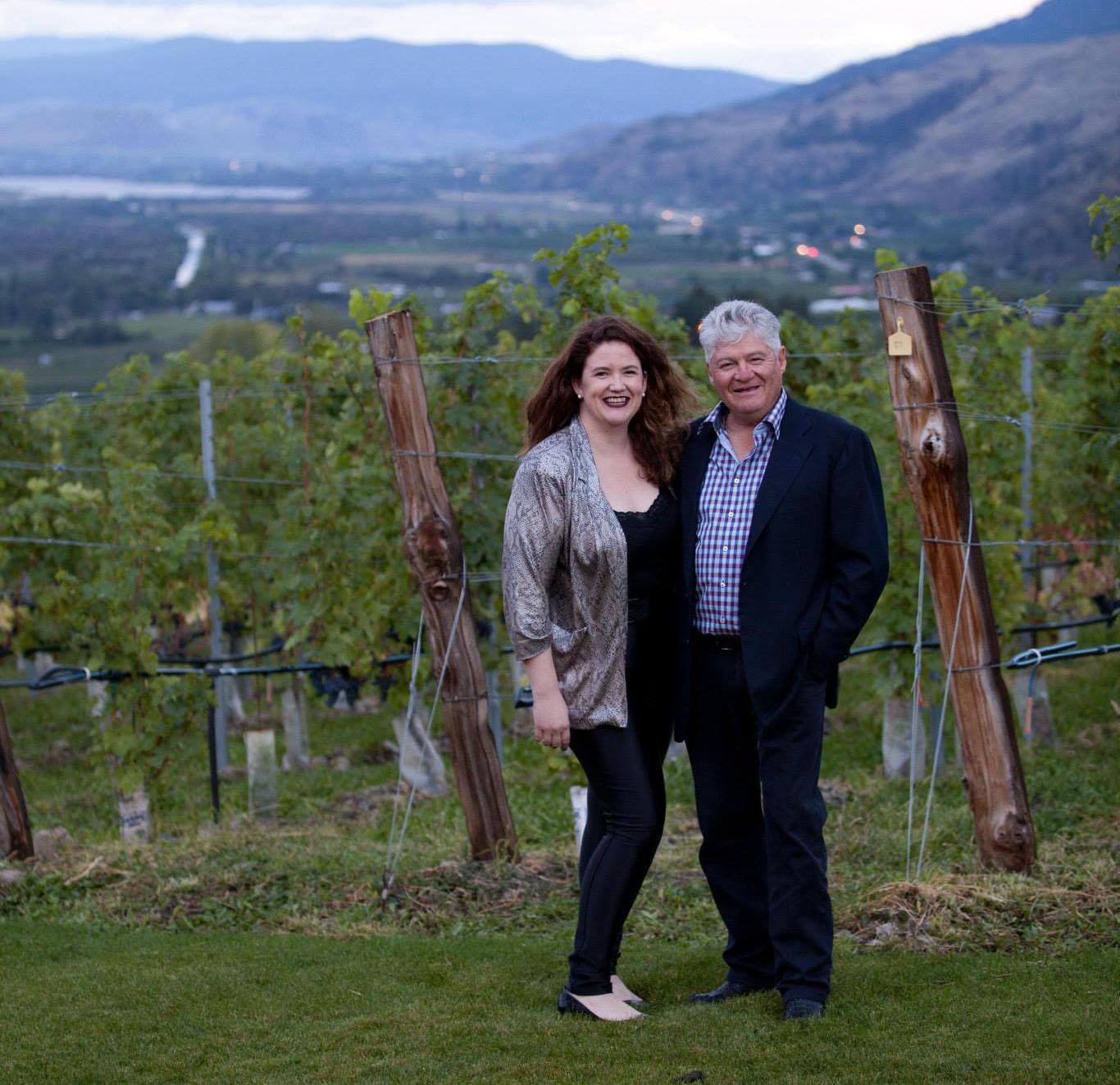 Oliver's Culmina Winery Joins Newly-formed Okanagan Wine Initiative photo