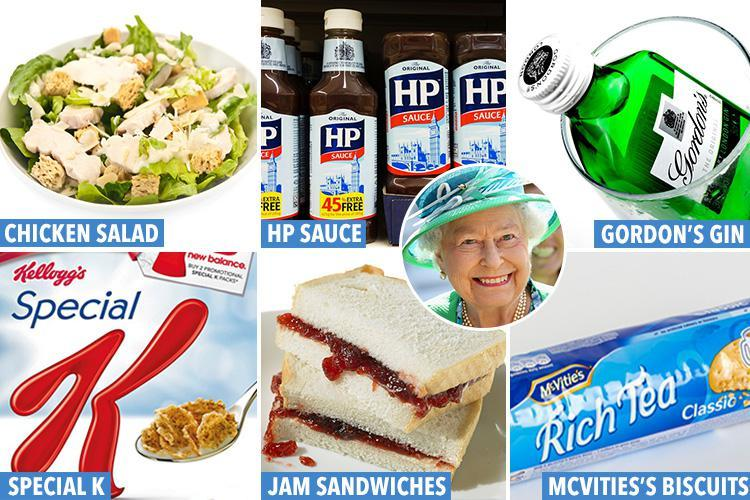 What The Queen Actually Eats And Drinks Every Day photo