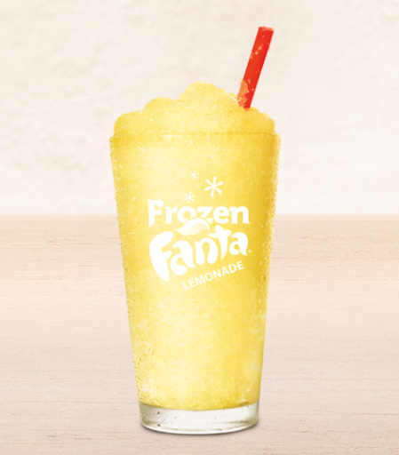 Are Burger King Fanta Lemon Slushies Available In The Uk, How Much Does It Cost And Where Can I Buy Them? photo