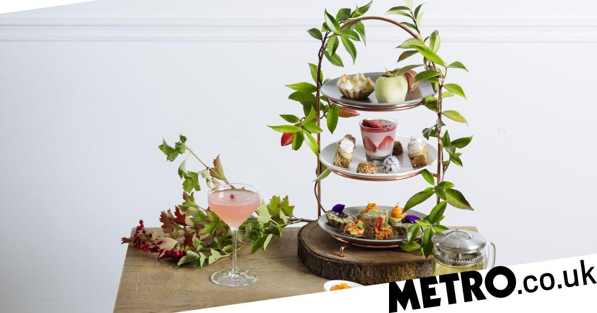 You Can Now Enjoy A Cannabis-infused Afternoon Tea photo