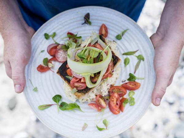 Partner Content: Pete Goffe-wood Redesigns Menu At Iconic Blouberg Restaurant photo