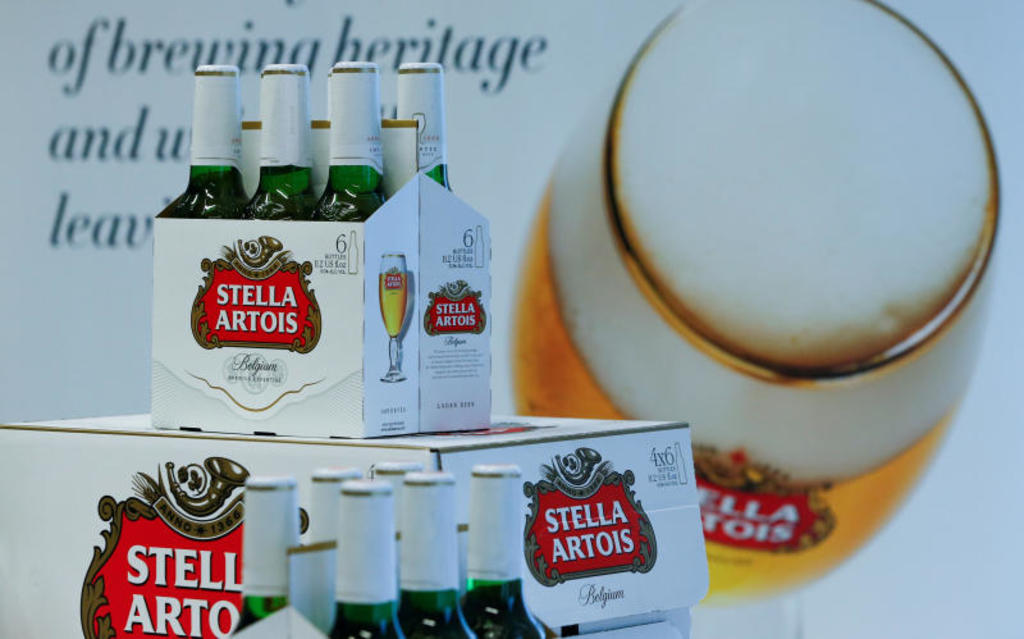 Stella Artois Beer Recalled In S'pore As Drink May Contain Glass Fragments photo