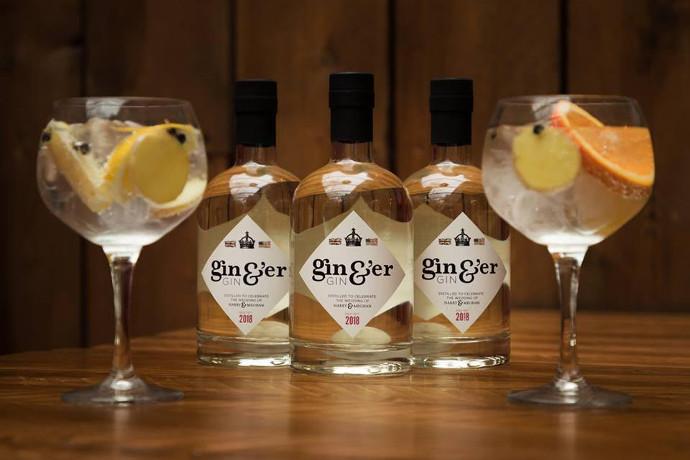English Pub Creates Gin In Honour Of The Royal Wedding photo