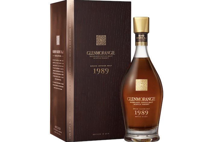 Glenmorangie Grand Vintage Malt 1989 Joins Special Whisky Collection photo