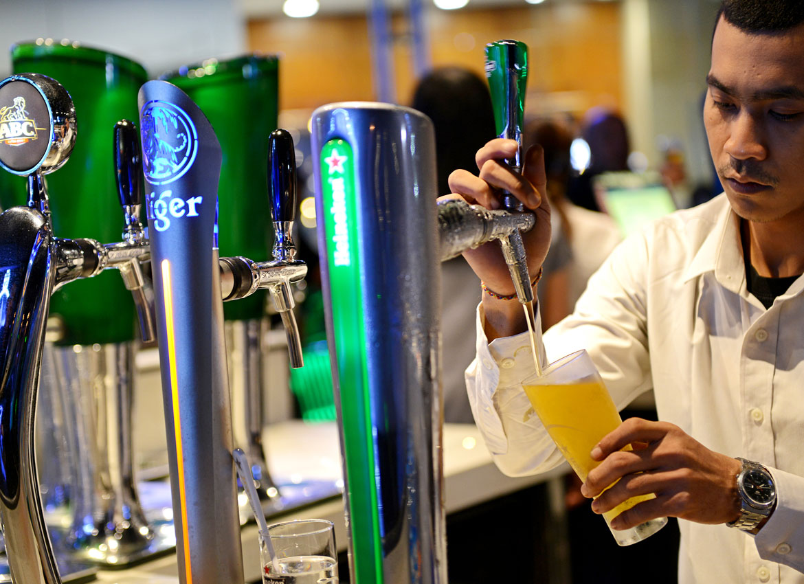 Heineken Raises Sustainability Efforts As Competition Heats Up photo