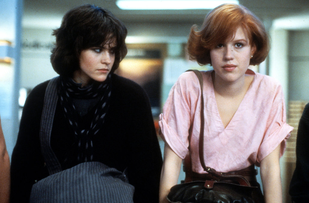 Molly Ringwald Is Troubled By ?breakfast Club? Crotch Scene In #metoo Era photo