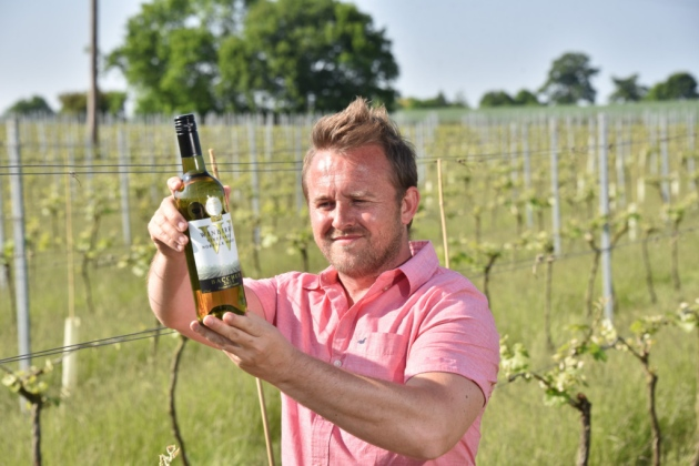 Uk Winemakers Raise A Glass After Sparkling Year photo