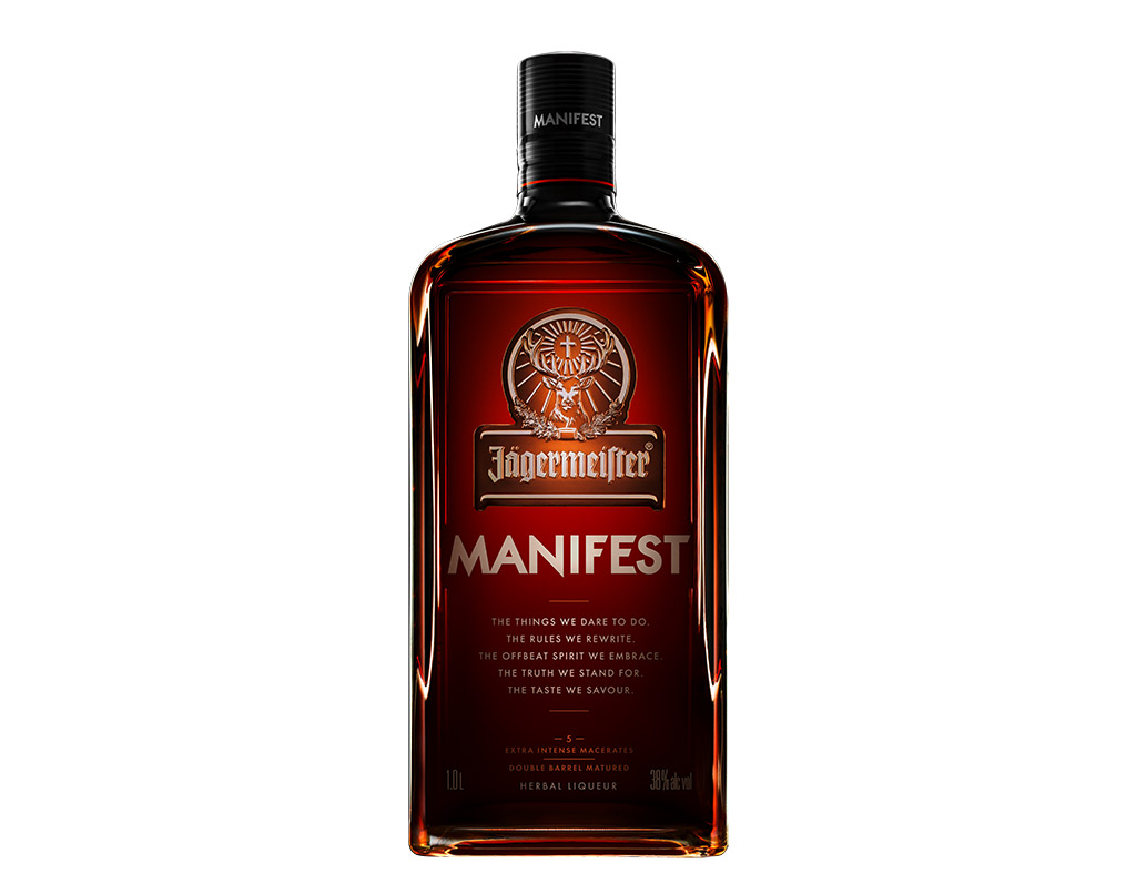 Jägermeister Unveils Super-premium Manifest photo
