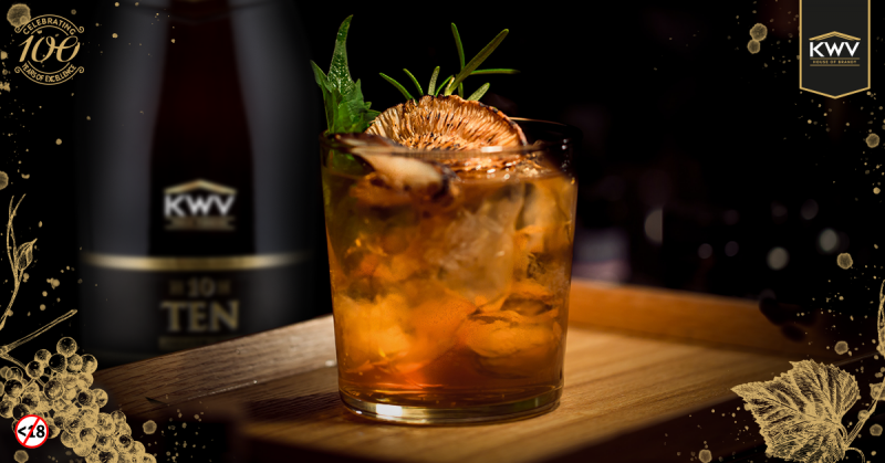 KWV Brandy Is Searching For South Africa`s Most Creative Mixologist photo