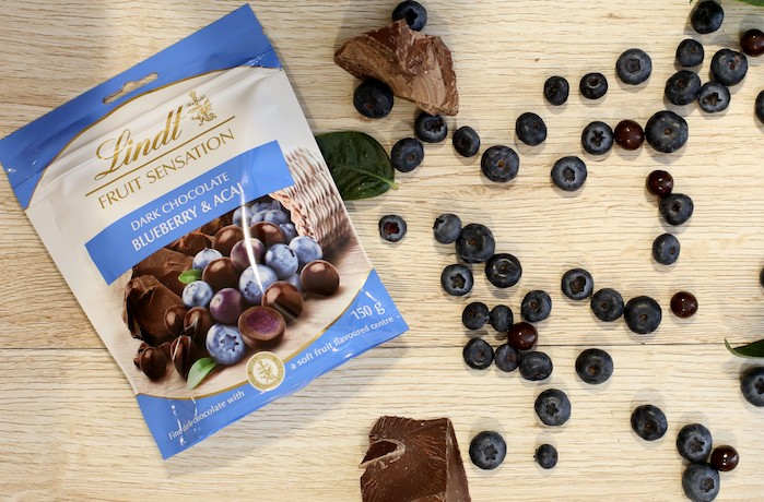 Lindt Reveals New Dark Chocolate Fruit Sensation Range photo