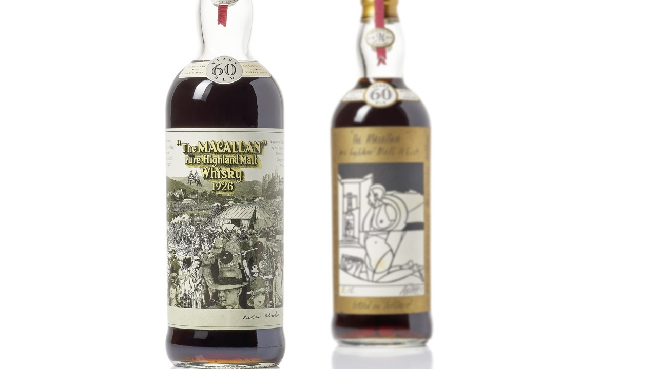 The Most Expensive Whisky In The World Was Just Sold At An Unbelievable Price photo