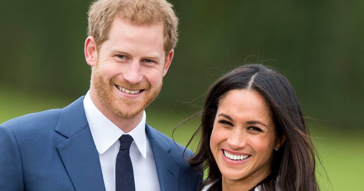 Here's The (budget-friendly!) Bubbly Harry And Meghan Are Likely To Toast With At Their Wedding! photo