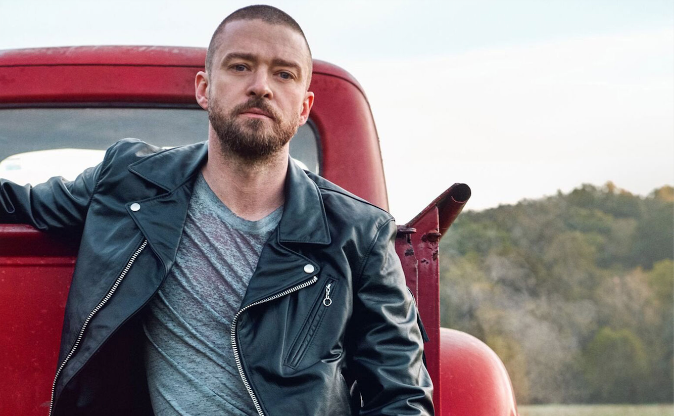 "Justin Timberlake Introduces ""outside In"" Augmented Reality Experience photo"