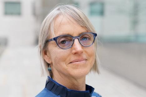 Nancy Kanwisher Receives 2018 Heineken Prize photo