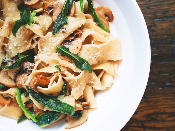 New Study Suggests Pasta Might Help With Weight Loss photo