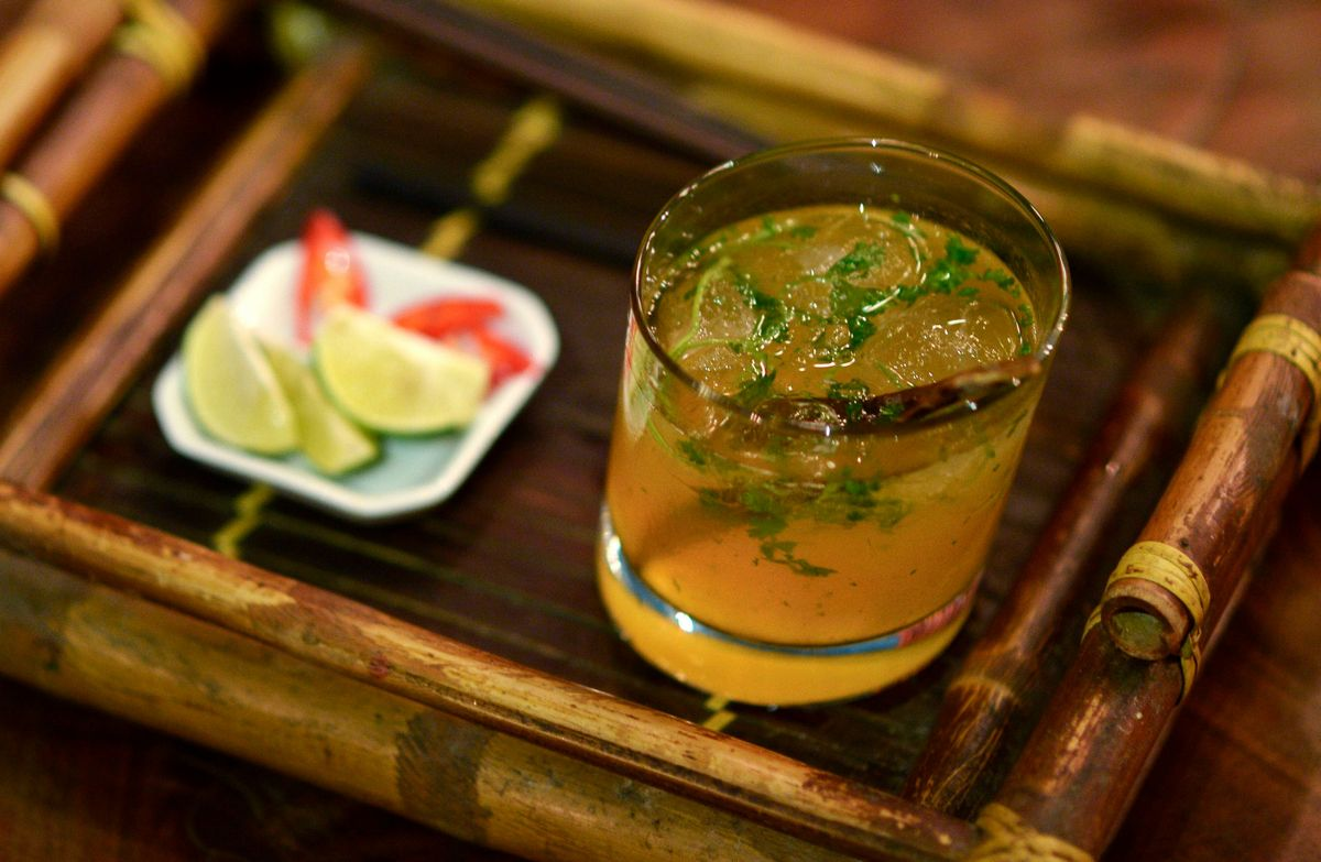 What The Pho? Vietnam Street Food Cocktails Make A Splash, photo
