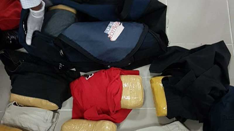 Police Intercept 23 Kilos Of Heroin At Jkia Destined For Amsterdam, Arrest A Suspect photo